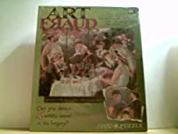 Art Fraud - Luncheon of the Boating Party - Pierre-Auguste Renoir - 1026 piece puzzle - 27' x 20' [並行輸入品]