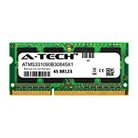 A-Tech 8GB モジュール 東芝 Satellite C55-A (PSCF6U-01000L) ノートパソコン & ノートブック 互換 DDR3/DDR3L PC3-14900 1866Mhz メモリ ラム (ATMS331090B30845X1)