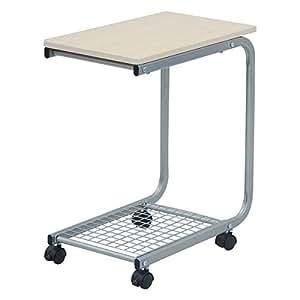 山善(YAMAZEN) ベッドサイドテーブル ナチュラルメイプル KST-5030(NM/SG)