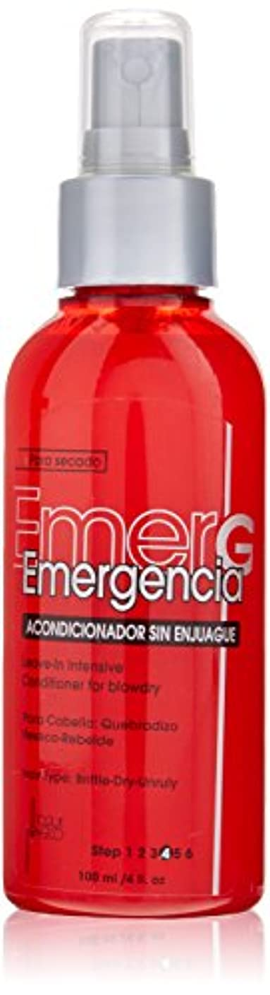 ホール憤る磁気TOQUE MAGICO Emergencia リーブインBlowdry、4オンスのために集中コンディショナー