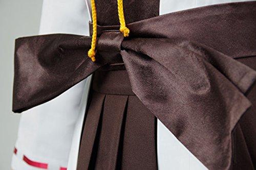 『COSBAR コスプレ衣装 艦隊これくしょん -艦これ- 金剛 着物 和服 こんごう 戦艦 Cosplay 服 (女性用M)』の3枚目の画像