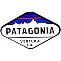 patagonia (パタゴニア) Fitz Roy Crest Sticker