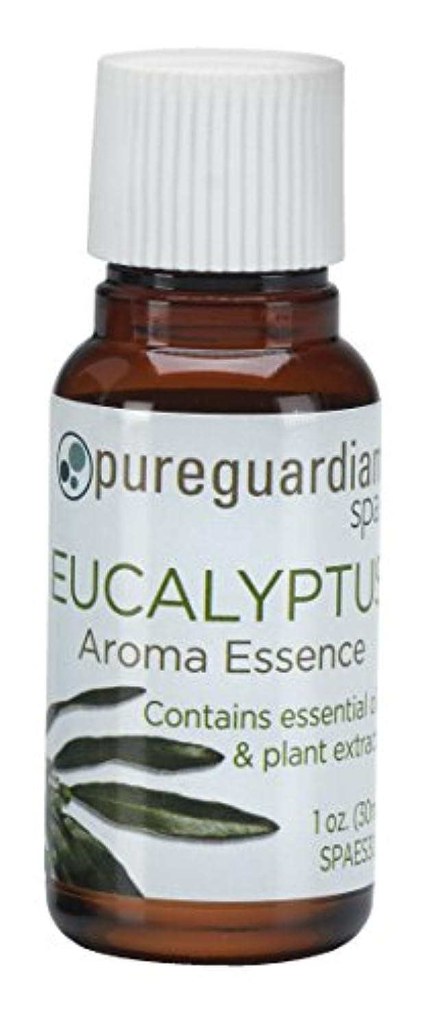 取り戻す落ち着いた必要とするPureGuardian SPAES30E Eucalyptus Aroma Essence Oil, 30 ml by Guardian Technologies