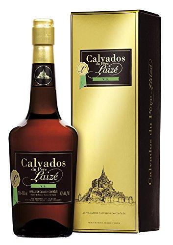 カルヴァドス VS ペールレーゼ コルドンヴェール 40% 700ml - Calvados Pere Laize Cordon Vert