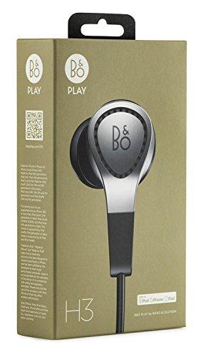 【国内正規品】B&O play BeoPlay H3 インイヤーヘッドホン/シルバー BeoPlay H3 Silver