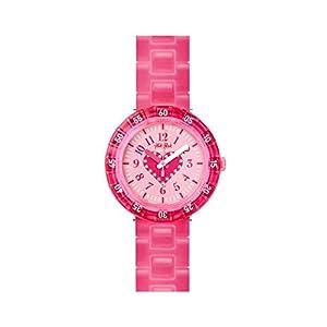 [フリック フラック]FLIK FLAK 腕時計 Power Time 7+ (パワータイム7+) OPEN HEART (オープンハート) ガールズ FCSP065 FCSP065 ガールズ 【正規輸入品】