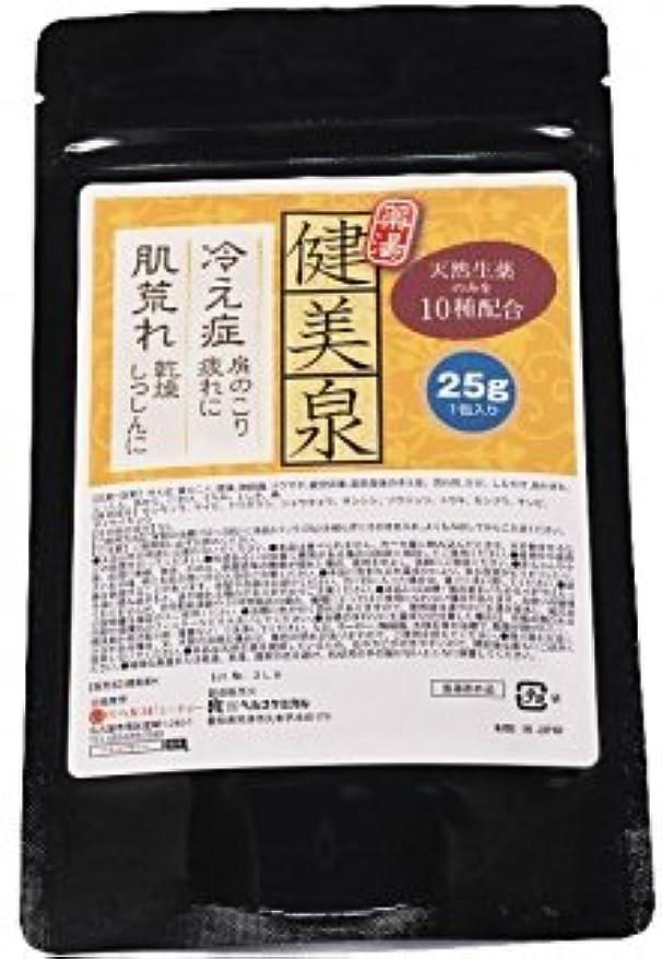 狂乱バルブたくさんの健美泉 1回分 刻み 生薬 薬湯 分包 タイプ 天然生薬 の 香り 医薬部外品