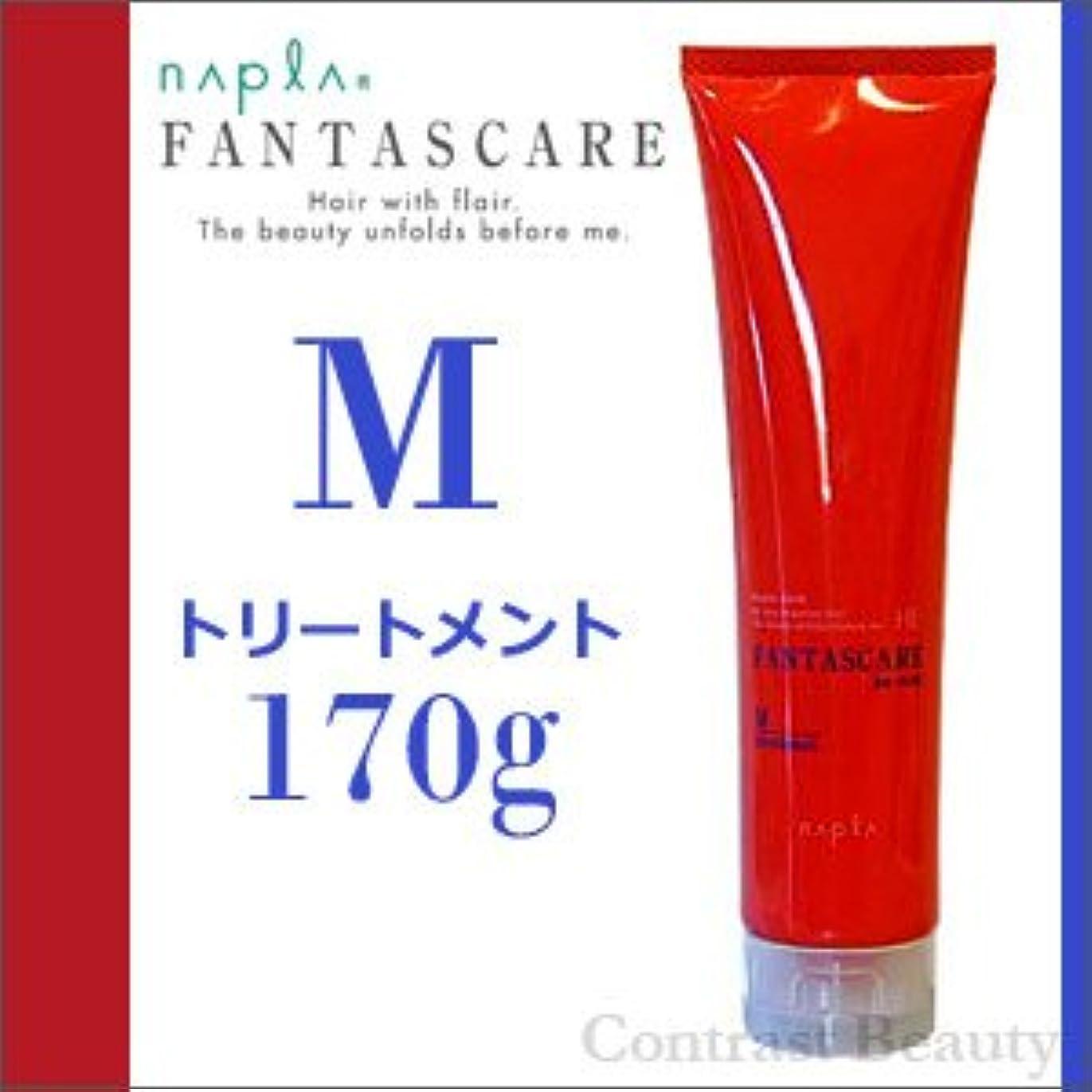 繊毛遅い仮説【X5個セット】 ナプラ ファンタスケア Mトリートメント 170g napla
