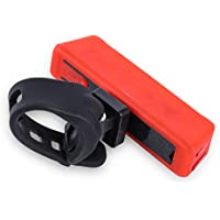 自転車USBテールライトUSB充電マウンテンバイクテールライト警告灯