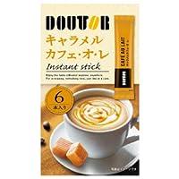 ドトールコーヒー ドトール コーヒー専門店のキャラメルカフェ・オ・レ 13.5g×6P×36箱入