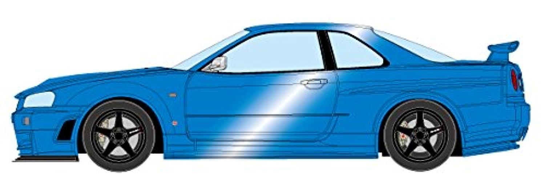 EIDOLON 1/43 ニスモ R34 GT-R Zチューン ベイサイドブルー 完成品