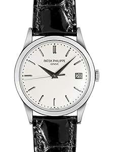 [パテック・フィリップ] PATEK PHILIPPE 腕時計 カラトラバ 5296G-010 メンズ 新品 [並行輸入品]