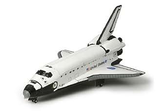 タミヤ 1/100 スペースシャトルシリーズ No.02 アトランティス プラモデル 60402