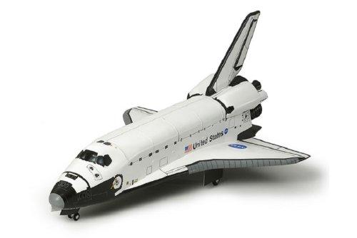1/100 スペースシャトルシリーズ No.2 スペースシャトル・アトランティス 60402