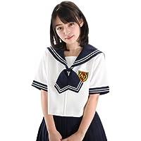 時代付属高校制服2 コスチューム 紺/白 レディース Mサイズ