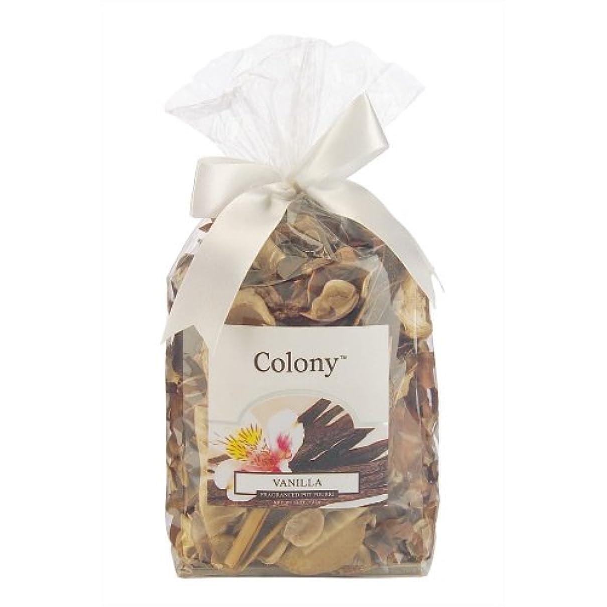 列挙するすごい家Colony HomeScents Series ポプリ バニラ CNCH3511