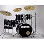MAXTONE MX116CST ドラムセット 初心者セット (マックストーン)