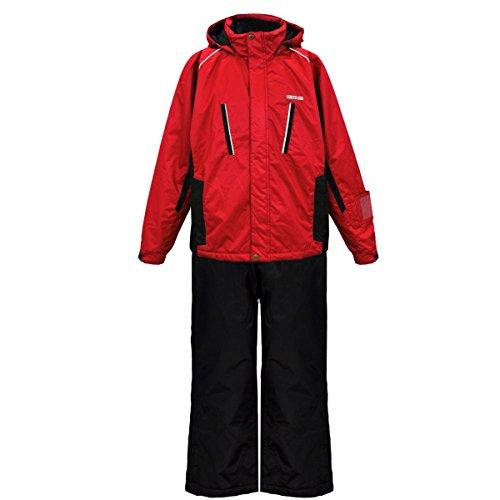 [해외]아스나로 (스키 복) 스키웨어 남성 성인 사우스 라인 상하 세트 심플/Asunaro (ski wear) ski wear male adults South line top and bottom set simple
