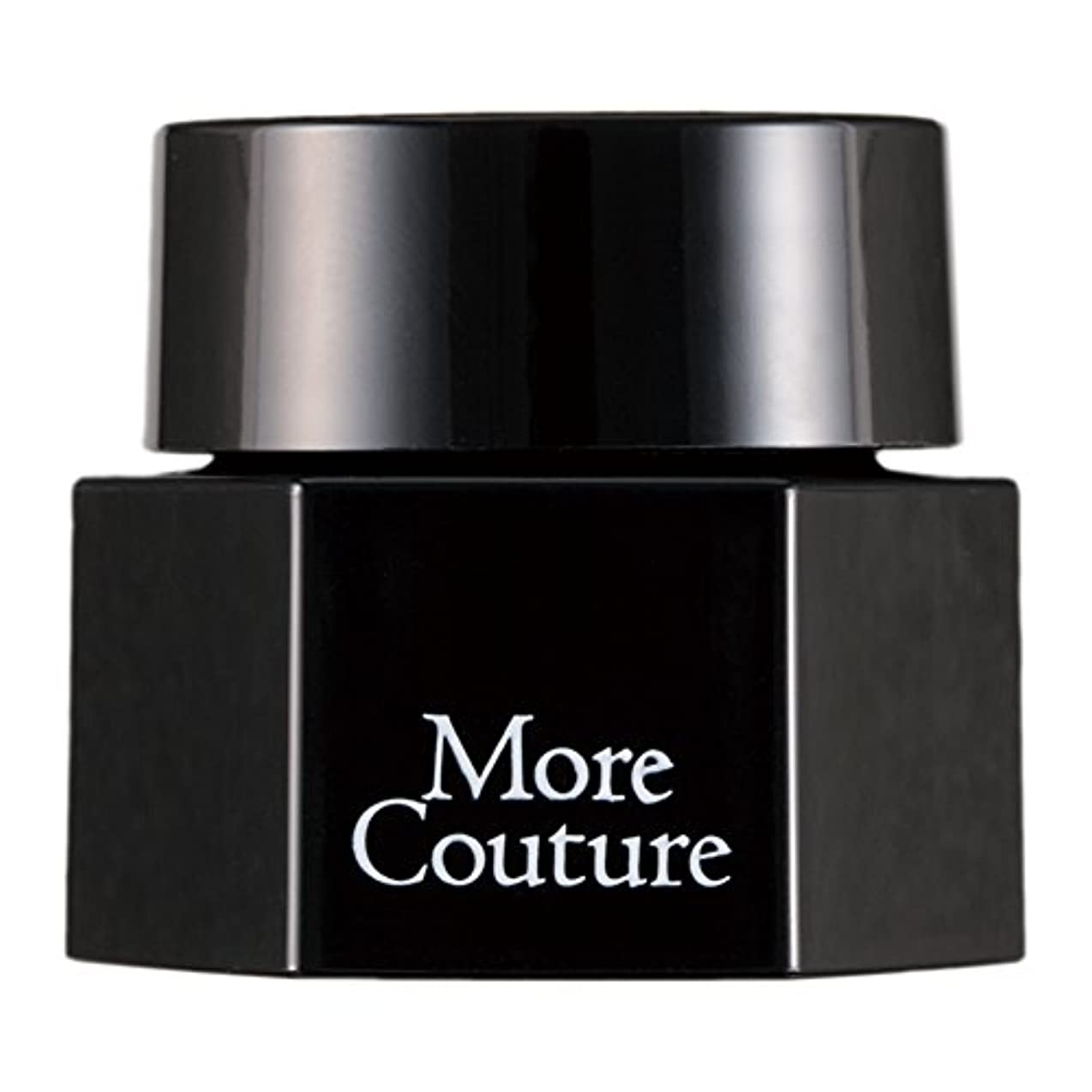 ヘア関数娯楽More Couture MoreGel カラージェル 050 リアルブラック 5g