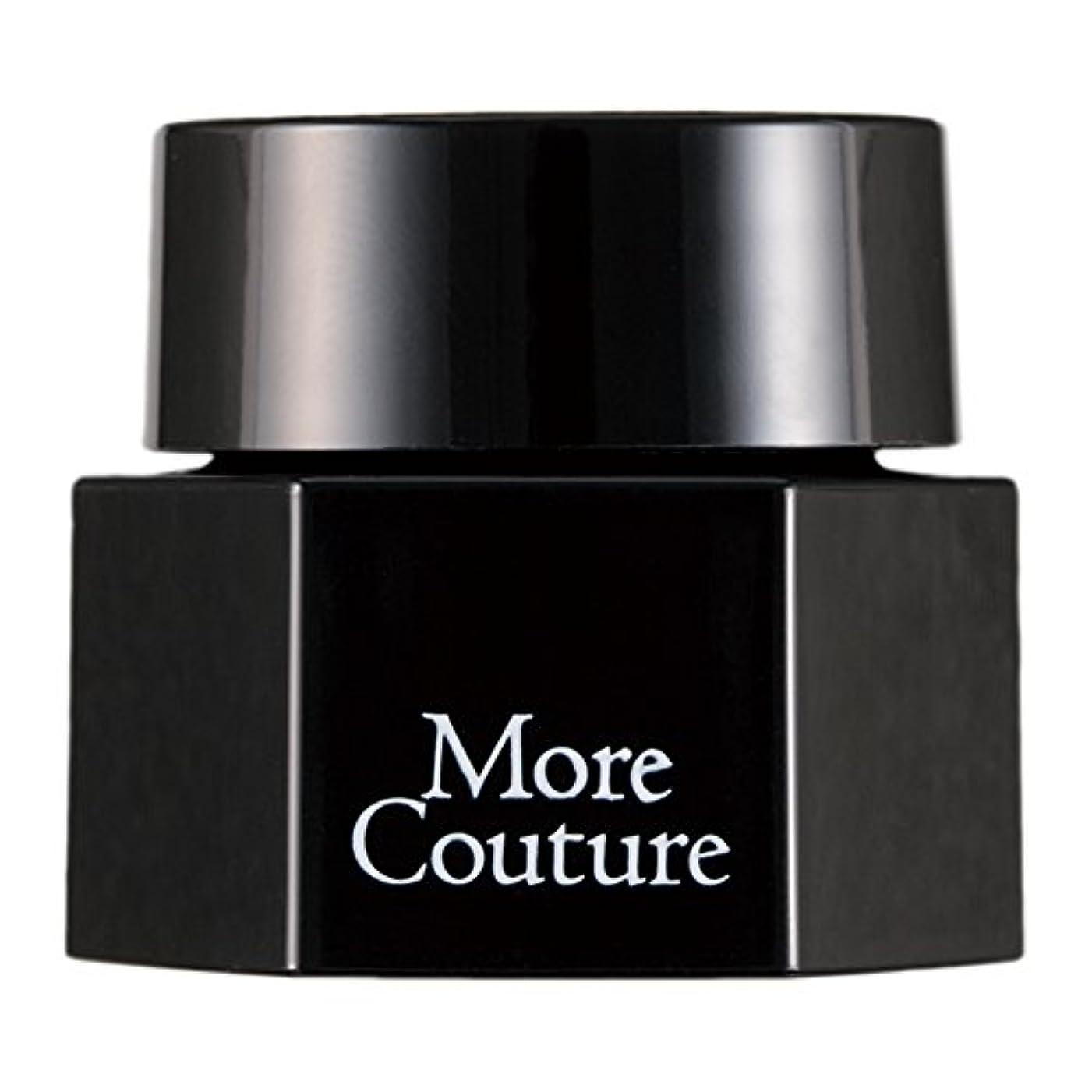 曲ランドマーク眠っているMore Couture MoreGel カラージェル 051 スモーキーグレー 5g