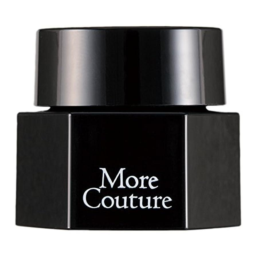 ゴミパースミュートMore Couture MoreGel カラージェル 050 リアルブラック 5g