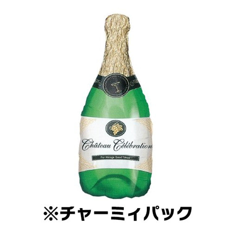 チャーミィパック フィルムバルーン シャンパンボトル
