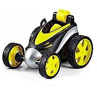 車おもちゃ 耐衝撃 360°反転 90°直立歩行