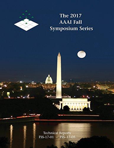 [画像:The 2017 AAAI Fall Symposium Series]