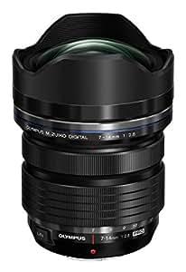 OLYMPUS 超広角ズームレンズ M.ZUIKO DIGITAL ED 7-14mm F2.8 PRO マイクロフォーサーズ用 EZ-M0714PRO BLK