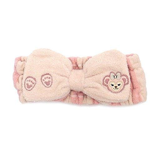 發帶(雪利酒湄)毛浴巾頭巾迪斯尼季商品2017年達菲和朋友迪斯尼海洋樂園有限公司