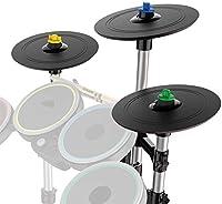 Rockband Pro-Cymbals Expansion Kit for Rock Band Rivals and Rock Band 4 Drum Kits [並行輸入品]