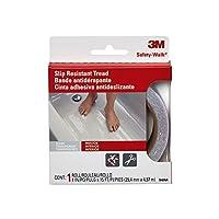 3M Safety-Walk 浴槽とシャワートレッド 1-Inch by 180-Inch 7640NA 1