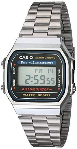 [カシオ]CASIO 腕時計 スタンダード A168WA-1 メンズ [逆輸入品]