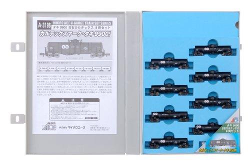 Nゲージ A3196 タキ9900 日石カルテックス 8両セット