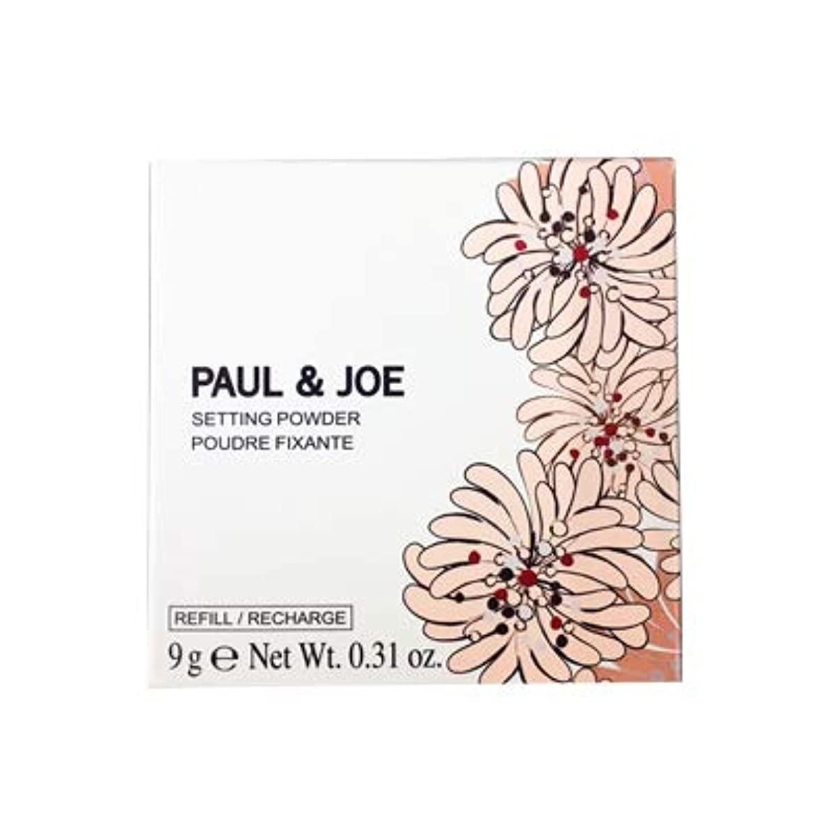 レンチスナップを通してポール & ジョー/PAUL & JOE セッティング パウダー ケース #01 [ ケース ] [並行輸入品]