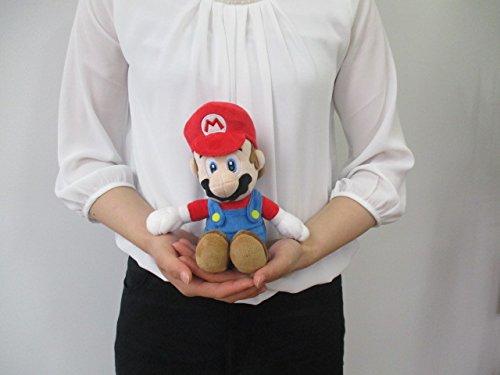三英貿易 スーパーマリオ ALL STAR COLLECTION ぬいぐるみ AC01 マリオ S おもちゃ