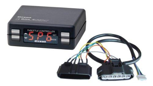 PIVOT ( ピボット ) スロコン 3-drive・COMPACT (THC) 専用ハーネス2点セット【THC / TH-1D 】THC-1D