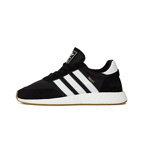 adidas Originals INIKI RUNNER by9727 SIZE:28.0cm COLOR: CBLACK/FTWWHT/GUM
