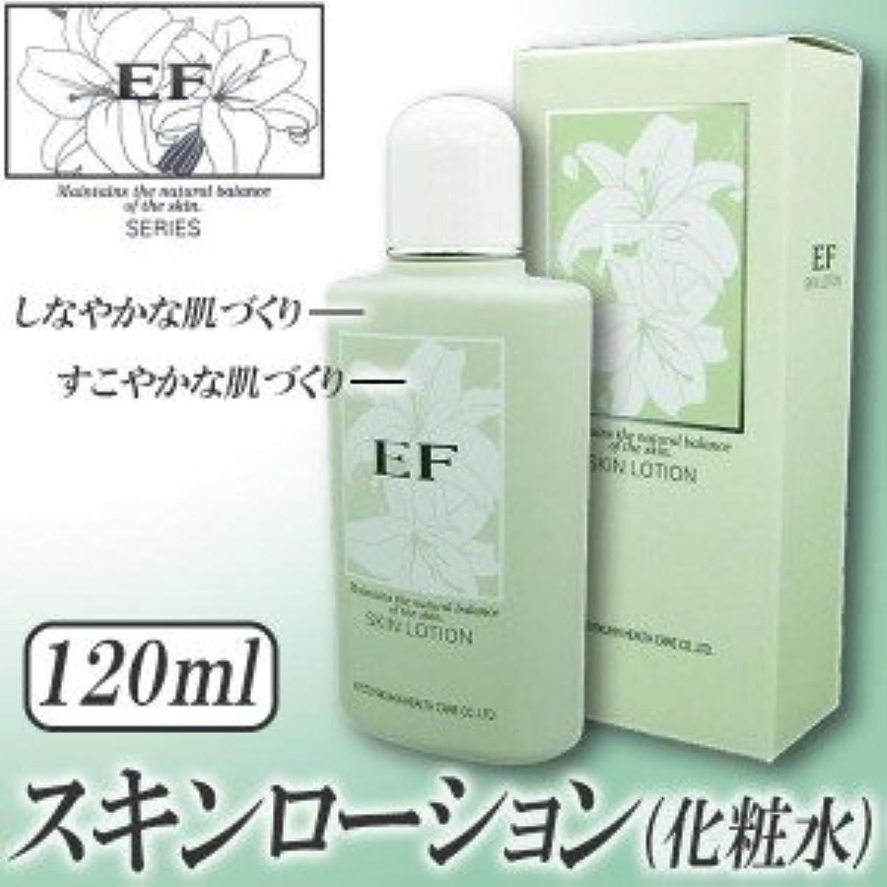 何でも膨らみ保護するEFスキンローション(化粧水) 120mL
