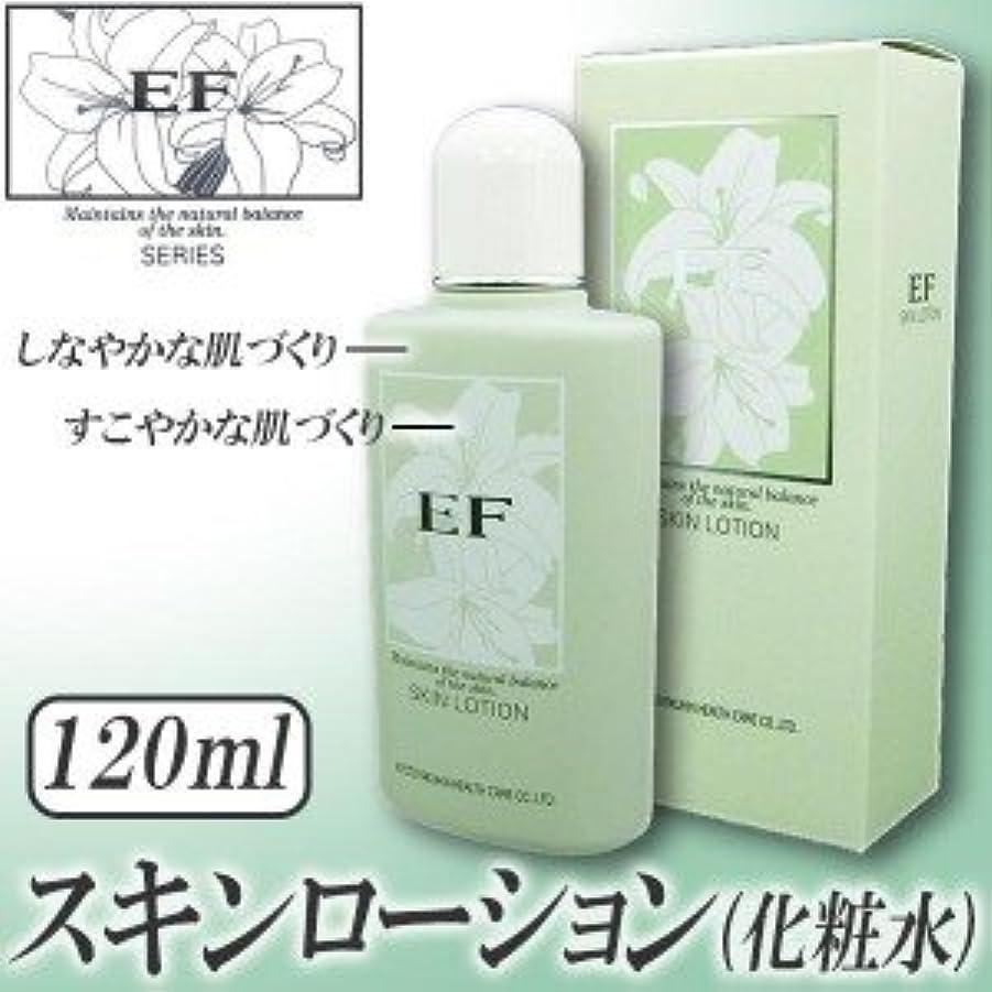 見物人しなやか鍔EFスキンローション(化粧水) 120mL