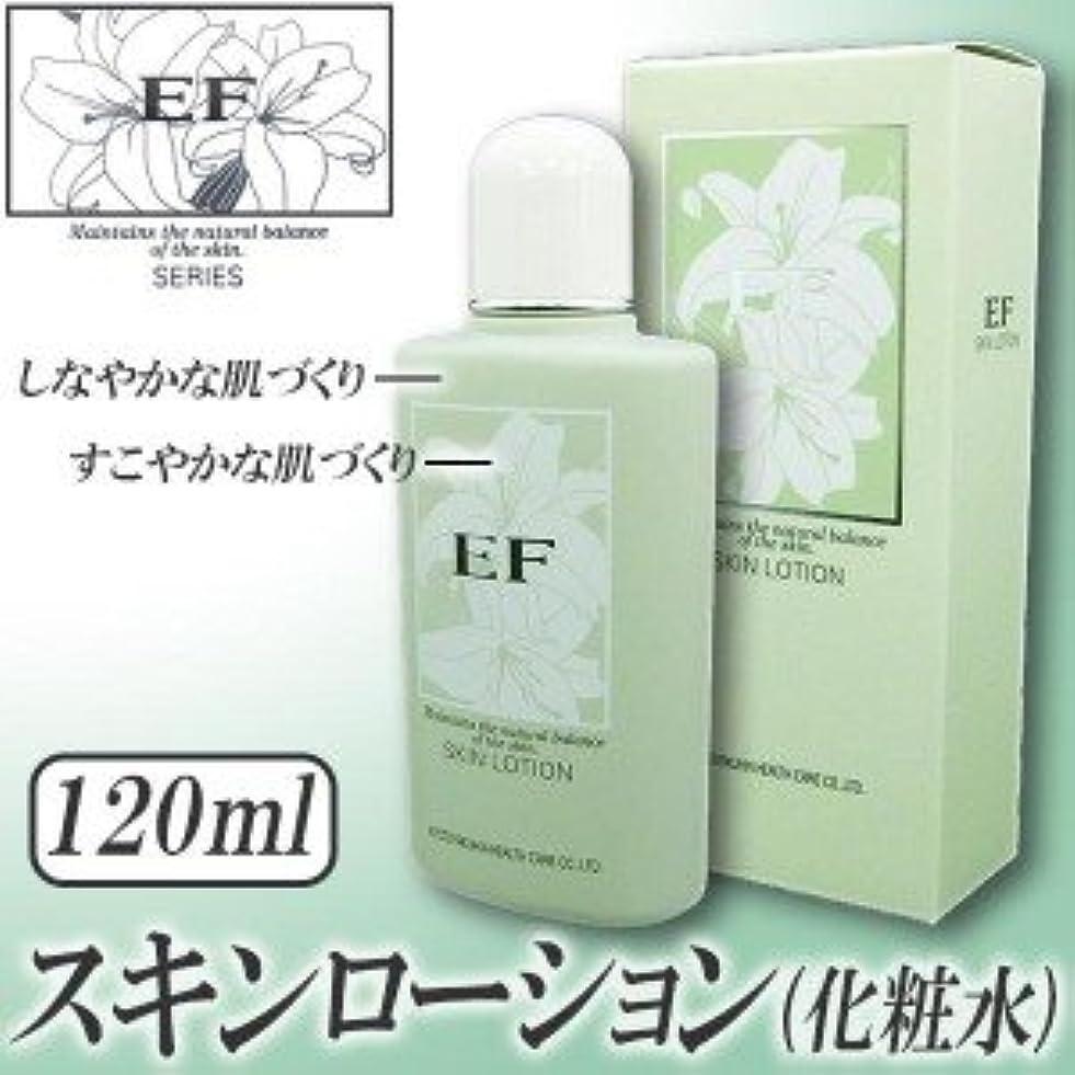 周囲メッセージ公平なEFスキンローション(化粧水) 120mL