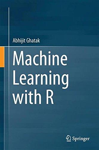 [画像:Machine Learning with R]