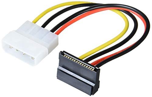 Groovy SATA用電源変換ケーブル(L型) GN-PW010SAL