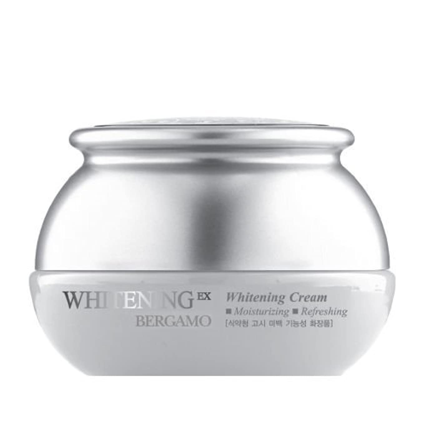 線対立バレルベルガモ[韓国コスメBergamo]Whitening EX Wrinkle Care Cream ホワイトニングEXリンクルケアクリーム50ml しわ管理 [並行輸入品]