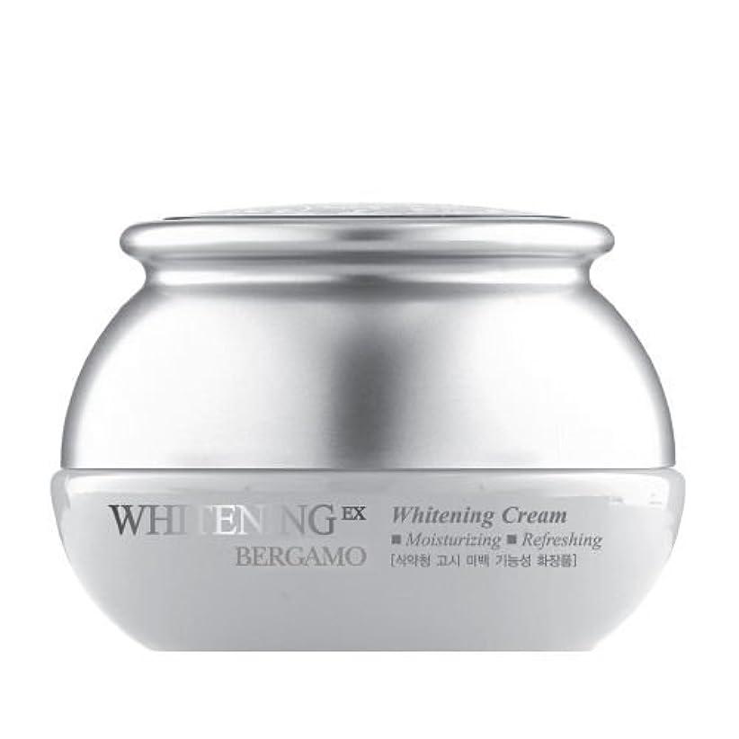 さておき任命被るベルガモ[韓国コスメBergamo]Whitening EX Wrinkle Care Cream ホワイトニングEXリンクルケアクリーム50ml しわ管理 [並行輸入品]