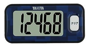 タニタ(TANITA) 3Dセンサー搭載歩数計 藍色 FB-731-BL