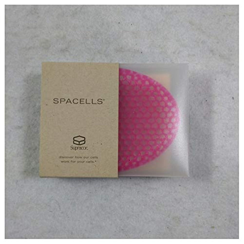 ハード防止ガラススプラコール ハニカム(フェイス) ピンク