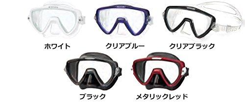 TUSA(ツサ) M-19/M-19QB VISIO UNO (ヴィジオ ウノ) マスク 【一眼マスク】 CBL