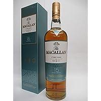 [古酒] ザ・マッカラン 15年 ファインオーク 43度 700ml [並行輸入品]