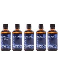 Mystic Moments | Fragrant Oil Starter Pack - Autumn Oils - 5 x 50ml